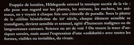 hildegarde de bingen,physica