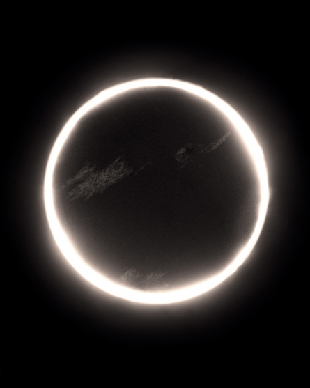 Hannah Whitaker,Total Eclipse, 2009
